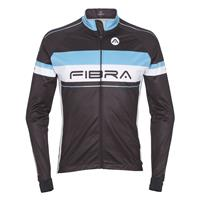 FIBRA Elite Bike Winter Jacket Sort XL Fôret sykkeljakke
