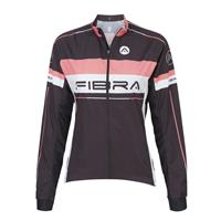 FIBRA Elite Bike Wind Jacket W Sort XXL Vindtett sykkeljakeke