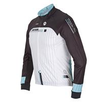 FIBRA Pro Bike Wind Jacket Hvit 3XL